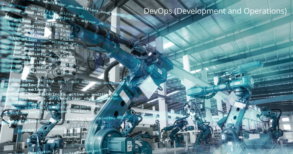development and operations